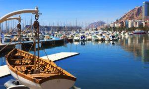 Vacanta in Alicante la 136 euro/p (zbor direct + 4 nopti de cazare)