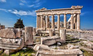 Craciun in Atena la 130 euro/p (zbor direct + 5 nopti de cazare + mic dejun)