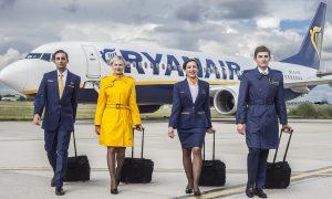 Ryanair schimba politica bagajelor de mana