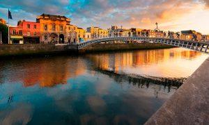 Vacanta in Dublin la 253 euro/p (zbor direct + 5 nopti de cazare)