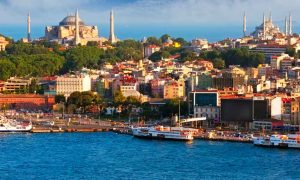 Vacanta la Istanbul cu doar 117 euro/p (zbor direct + 5 nopti de cazare)