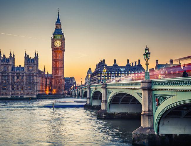Vacanta in Londra la 134 euro/p (zbor direct + 4 nopti de cazare + mic dejun)