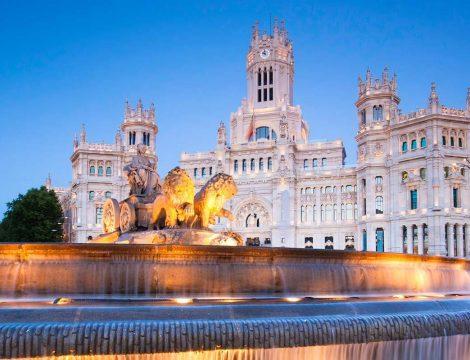 City Break in Madrid la 102 euro/p (zbor direct + 3 nopti de cazare)