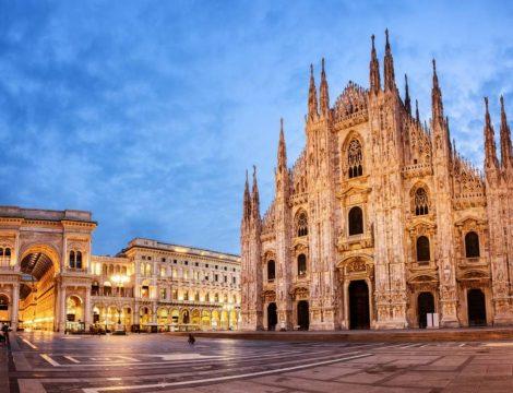 Mini vacanta in Milano la 73 euro/p (zbor direct + 2 nopti de cazare)