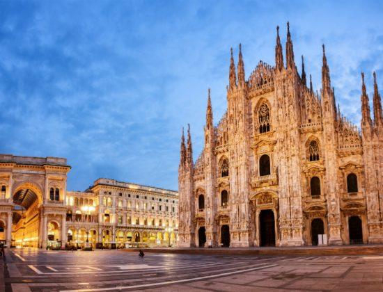 Mini vacanta in Milano la 66 euro/p (zbor direct + 2 nopti de cazare)