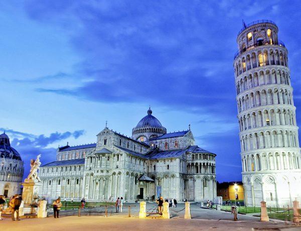 City Break la Pisa cu 104 euro/p (zbor direct + 3 nopti de cazare)