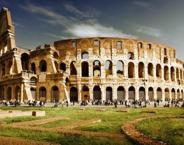 Bilete ieftine catre Roma de la 29 euro/p (decembrie, ianuarie, februarie si martie)