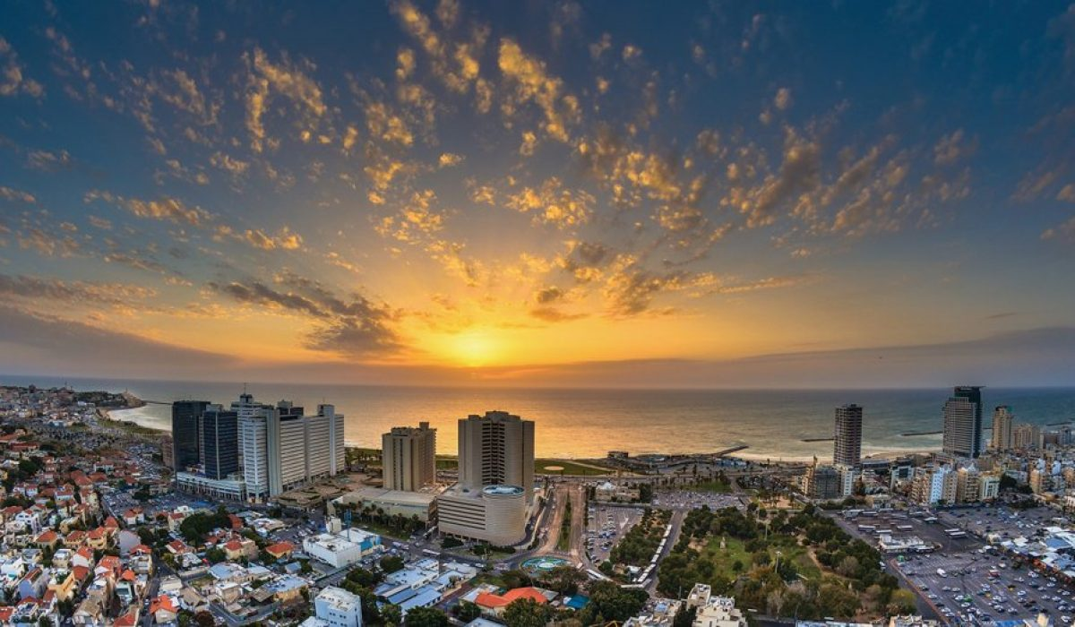 Vacanta in Tel Aviv la 239 euro/p (zbor direct + 5 nopti de cazare)