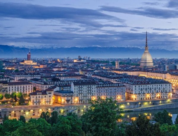 Vacanta in Torino la 123 euro/p (zbor direct + 4 nopti de cazare)