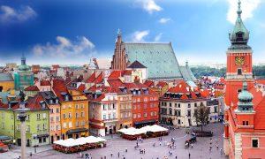 Vacanta in Varsovia cu 83 euro/p (zbor direct + 3 nopti de cazare + mic dejun)