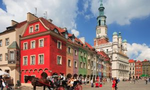 City Break in Varsovia la 81 euro/p (zbor direct + 3 nopti de cazare)
