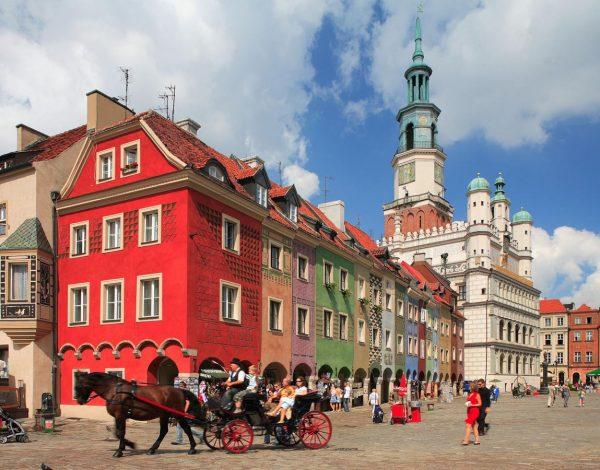 Dragobete in Varsovia la 78 euro/p (zbor direct + 3 nopti de cazare)
