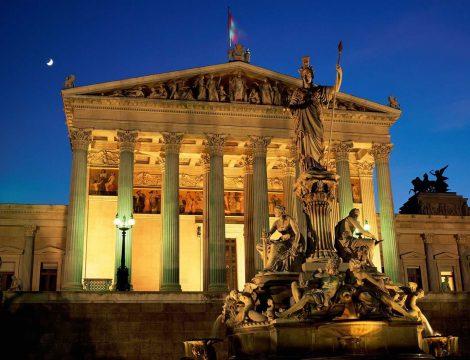 Vacanta in Viena la 133 euro/p (zbor direct + 4 nopti de cazare)