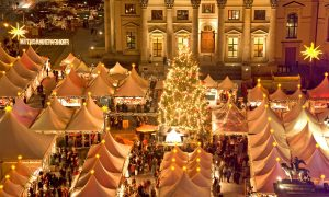 Piata de Craciun din Berlin la 140 euro/p (zbor direct + 6 nopti de cazare)