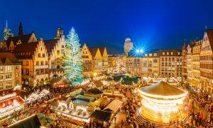 Piata de Craciun din Bruxelles la 80 euro/p (zbor direct + 3 nopti de cazare)