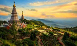 Vacanta in Chiang Mai (Thailanda) la 467 euro/p (zbor + 12 nopti de cazare + mic dejun)