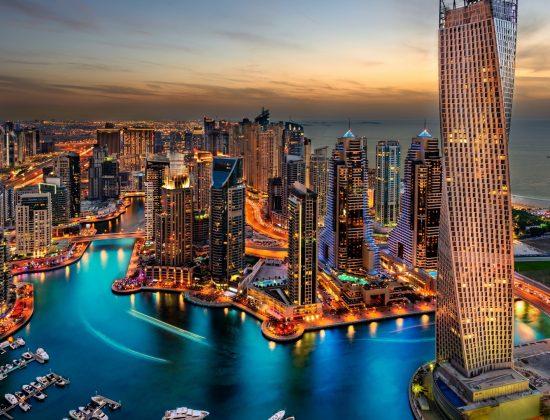 Vacanta in Dubai la 259 euro/p (zbor direct + 7 nopti de cazare)