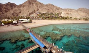 Vacanta in Eilat (Israel) la 131 euro/p (zbor direct + 4 nopti de cazare)