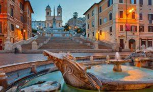 Vacanta la Roma la 122 euro/p (zbor direct + 7 nopti de cazare)