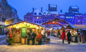 Piata de Craciun din Varsovia la 99 euro/p (zbor direct + 4 nopti de cazare)