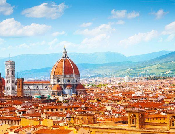 Vacanta in Florenta la 143 euro/p (zbor direct + 4 nopti de cazare)