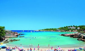Vacanta de 1 Mai in Ibiza la 253 euro/p (zbor + 7 nopti de cazare)