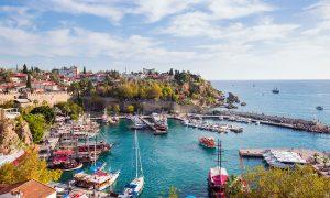 Vacanta in Antalya la 251 euro/p (zbor + 7 nopti de cazare + mic dejun)