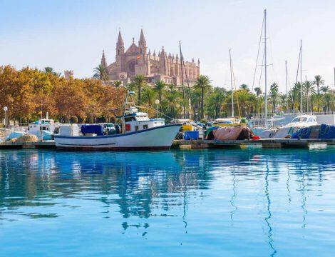 Vacanta in Palma de Mallorca la 182 euro/p (zbor + 6 nopti de cazare + mic dejun)