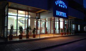 Hotel Europolis Tulcea