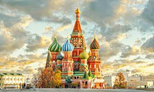 Vacanta in Moscova de 1 Mai la 223 euro/p (zbor direct + 5 nopti de cazare + bagaj de cala)