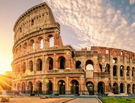 Revelion la Roma la 150 euro/p (zbor + 3 nopti de cazare)