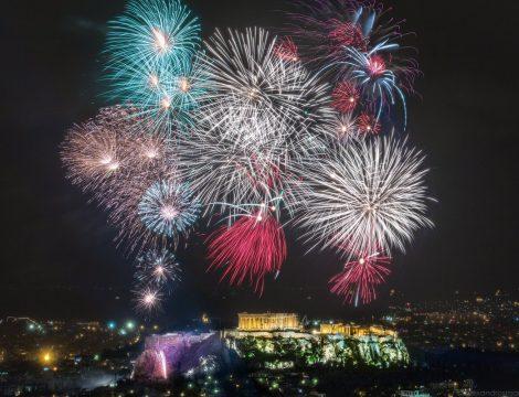 Revelion 2019 la Atena cu doar 145 euro/p (zbor direct + 3 nopti de cazare)