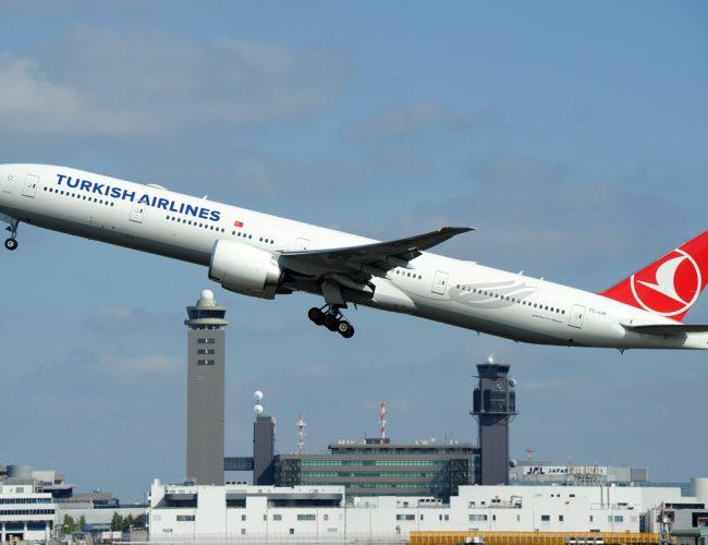 Promotie Turkish Airlines: Bilete de Avion catre Asia, America Latina, SUA si Africa de la doar 344 euro/p