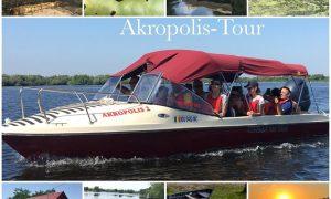 Traseele potrivite pentru o excursie in Delta Dunarii